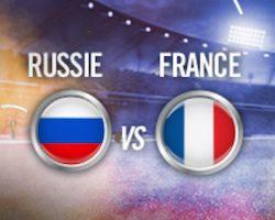 Pronostiquez le nom des buteurs de Russie/France avec Winamax