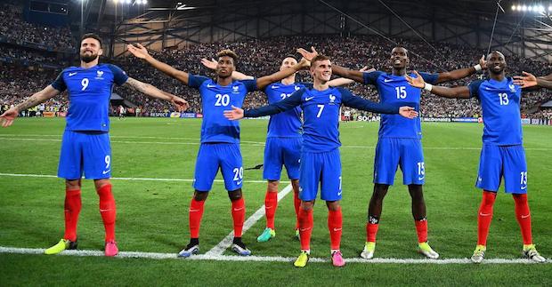 L'équipe de France jouera contre la Colombie pour se préparer au Mondial en Russie