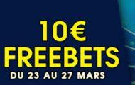 France/Colombie et Russie/France sur NetBet : Jusqu'à 10 euros offerts pour chaque match amical des Bleus