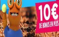 Effectuez votre 1er dépôt sur Zebet.fr durant Roland Garros 2018 : 10€ de bonus supplémentaires