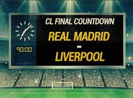 Compte à rebours spécial finale de la Champions League sur Bwin
