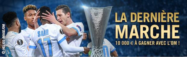 Pariez sur le nom des buteurs de la finale de Ligue Europa Marseille/Atletico