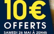 La finale de la Ligue des Champions 2018 sur Netbet : 10€ offerts si vous pariez en pré-Live puis en direct