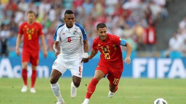 belgique contre Tunisie le samedi 23 juin