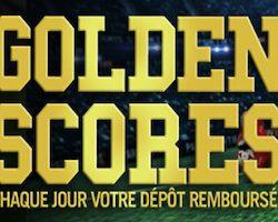 """Promo """"Golden Scores"""" sur WInamax entre le 13/06 et le 14/07"""