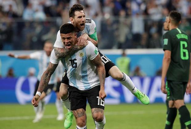 L'Argentine s'en remet à Messi pour battre la France