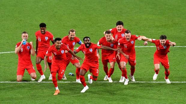 Les Three Lions de l'Angleterre contre la suède