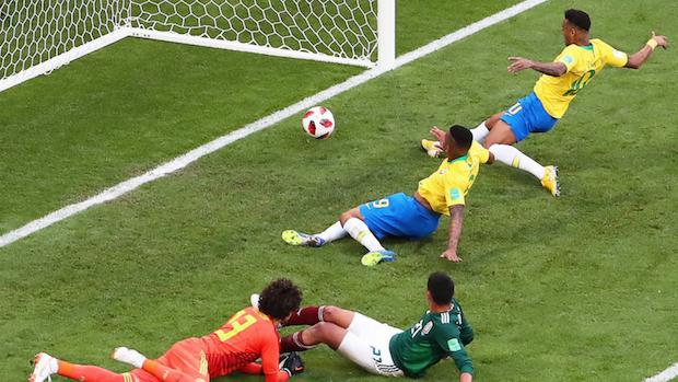 Le Brésil favori face aux Diables Rouges