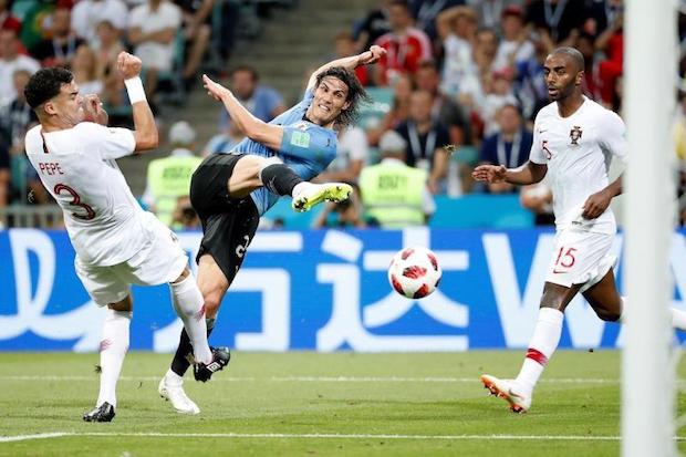 L'Uruguay devra sans doute se passer du Matador face aux Bleus