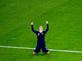 La France en finale de la Coupe du Monde 2018