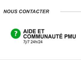 Contacter le service client de PMU
