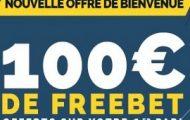 Bonus Netbet Sport : 5€ sans dépôt avec le code promotionnel + 105€ de paris sportifs offerts