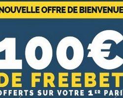 Profitez de 100 euros de freebets nur NetBet