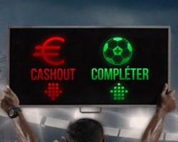 Options Cashout et ajout de pari proposées sur Betclic