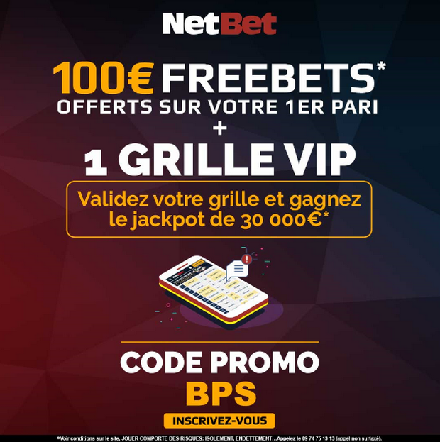 Concours gratuit pronostics NetBet