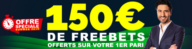 NetBet bonus sport de 150 euros
