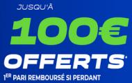 Code promo Parions web FDJ Sport : 100 euros offerts sur vos paris sportifs