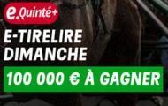 Misez sur le Grand Prix de Paris 2020 avec PMU turf : une tirelire de 100.000€ mise en jeu sur le e-Quinté+