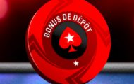 Bonus de bienvenue Poker Stars : jusqu'à 500€ avec le code « BONUS500 » ou 15€ avec le code « 15KDO »
