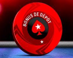 Codes promo PokerStars