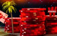 Bonus de bienvenue Winamax Poker : gagnez jusqu'à 500€ de bonus à la suite de votre 1er dépôt