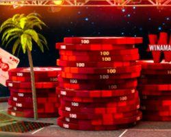 Offre à l'inscription poker de Winamax
