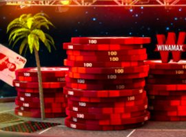 Offre à l'inscription poker de Winamax