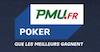 Gagnez 35€ avec PMU Poker
