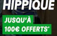 Offre de bienvenue turf de PMU : 25% de vos paris remboursés sur 2 mois dans une limite de 100€