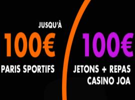 Bonus sport de JOA Bet