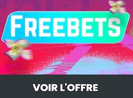 Freebets sur ZEbet