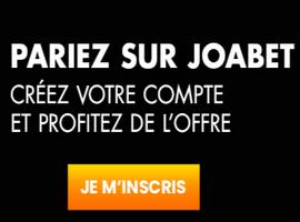 Ouvrir compte joueur sur JOABet