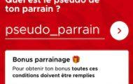 Parrainez vos amis sur Betclic Sport : gagnez 20€ pour chaque personne qui s'inscrit grâce à vous