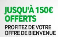 Profitez de l'offre de bienvenue sport de Betway : votre 1er pari remboursé jusqu'à 150€ en freebets