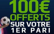 Bonus Netbet Sport : 100€ de paris sportifs offerts +5 grilles VIP type loto foot avec le code promotionnel