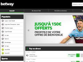 Test complet du site Betway : création de compte, bonus, offres promos, cotes, application mobile…