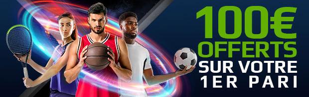 NetBet bonus sport de 100 euros